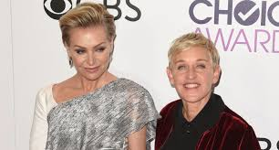 Ellen And Portia Ellen Degeneres Marriage To Portia De Rossi Is Miserable