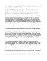 essay write a word essay describing separation of  2 pages lesson 6 essay