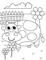 Spring Coloring Pages For Kids Spring Color Pages Time Coloring Free