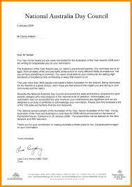 Official Letter Format Australia Cover Letter Sample For Teachers Formal Template Australia