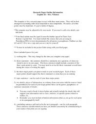 Bunch Ideas Of Apa Format Paper Outline Template Ideas Of Term Paper
