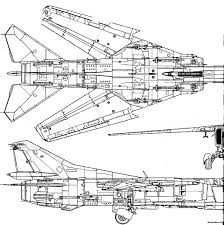 Mig 27tif blueprintbox free plans and blueprints of cars