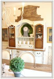 From My Front Porch To Yours French Country Farmhouse Dining Room - Country dining room pictures