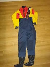 Crewsaver Hyperdry Drysuit Mens Medium Size M 99 99