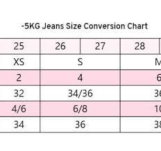 5kg Air Long Jeans Vol 94 Shimonshop