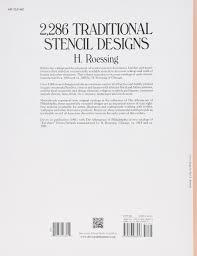 2286 Traditional Stencil Designs Pdf 2 286 Traditional Stencil Designs Dover Pictorial Archive