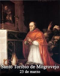 El santo del día 23 de marzo