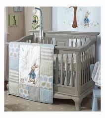 Lambs & Ivy Peter Rabbit™ 4 Piece Crib Bedding Set