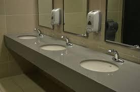 public bathroom sink. Public Bathroom Sink Modern On In Sinks A Washroom Toilet 1 Public Bathroom Sink M