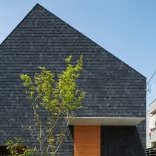 suppose design office. Exellent Suppose Suppose Design Office Hides Garden Beneath Oversized Shingle Roof Of House  In Anjo For