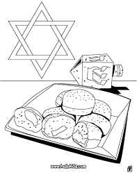 Small Picture HANUKKAH coloring pages Coloring pages Printable Coloring