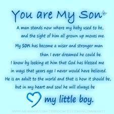 Love My Son Quotes Stunning Gifts For 488 Year Old Son Birthday Quotes For 48 Year Old Son Elegant