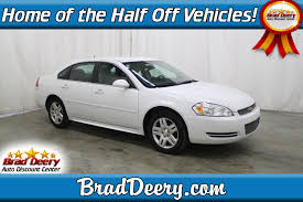 White Chevrolet Impala In Iowa For Sale ▷ Used Cars On Buysellsearch