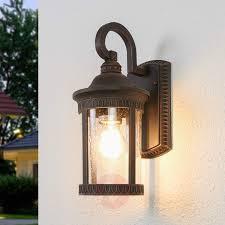 rustic outdoor wall lamp murcia 6501578 01