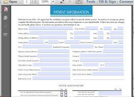 Medical Form In Pdf Collect and Populate Medical Forms with TrackVia | WebMerge