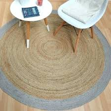 big w jute rug round circular faro rugs in natural free delivery large