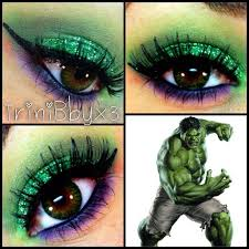 hulk makeup glitter makeup makeup 3 makeup makeup and superhero makeup