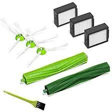Goodao <b>Sweeper Accessories</b> Side Brush Filter <b>Main</b> Brush <b>Set</b> for ...
