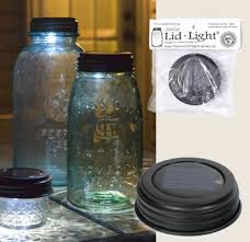 Solar Jars Solar Mason Jar Light