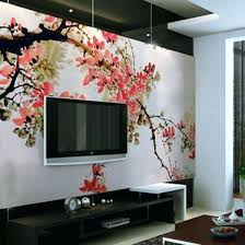 beautiful wall decorating ideas unique wall painting ideas for bedroom nature inspired mural art beautiful wall decoration with paint purple paint color