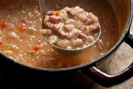 Turkey Ham Leftover Recipes White Bean And Ham Soup Recipe Chowhound