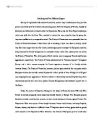 treaty versailles essay international baccalaureate history  the treaty of versailles vs the treaty of vienna