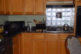 Tin Backsplashes For Kitchens Decor Tips Captivating Pressed Tin Backsplash With Kitchen
