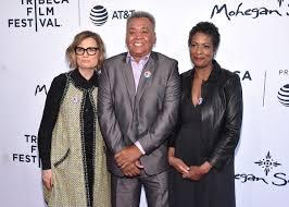 Laura Michalchyshyn, Dawn Porter, Juan Romero - Laura Michalchyshyn and  Dawn Porter Photos - 'Bobby Kennedy For President' Red Carpet Premiere -  2018 Tribeca Film Festival - Zimbio