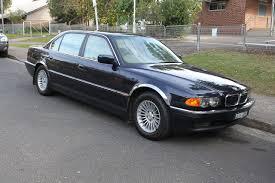 BMW Convertible bmw 740il 2000 : File:2000 BMW 740iL (E38) sedan (26963405230).jpg - Wikimedia Commons