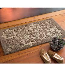 rug 2 x 4. main image for wool snowflake hearth rug, 2%27 x 4%27 rug 2 4 e