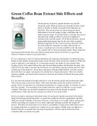 Extreme green coffee cleanse such a thing is unprecedented. Green Coffee Bean Extract Dangers Page 1 Line 17qq Com