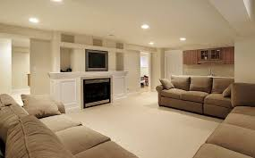 basement wall colors. paint colors for basement family room with cream wall color ideas