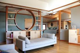 imaginative room divider elevates the style ient of the living room design madson design
