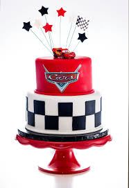 Birthday Cakes Disney Cars Cake Cakes Cakes Glorious Cakes