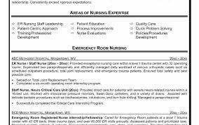 Emergency Room Nurse Resume Template Professional Nursing Resume Template Abcom 23
