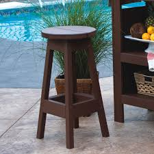 berlin gardens outdoor bar stool