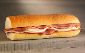 Menu Jimmy Johns Gourmet Sandwiches