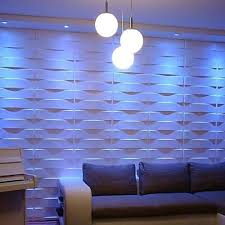 ... 3D Wall Decor Panels ...