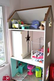 American girl doll house diy
