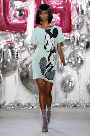 Designer Mickey Mouse Mickey Mouse Inspires Designer At Berlin Fashion Week