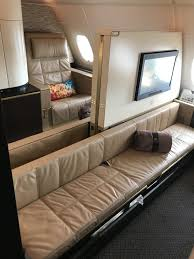 Etihad First Class Apartments A380 Abu Dhabi To Jfk Review