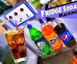 Mini Soda Vending Machine Home Stunning Make Coca Cola Soda Fountain Dispenser Machine At Your Home Fridge