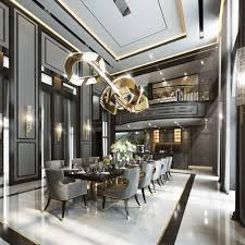 luxury dining room. Work Your Luxurious Dining Room W/ 5 Tips! Luxury O