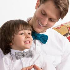 Red Heart <b>Bow Ties</b> for the Guys | Yarnspirations