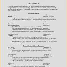 How To Make A Resume For A Restaurant Job Best Of Resume Examples