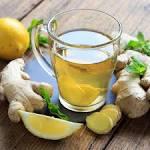 Ingwer und Zitrone zum, abnehmen, ingwer