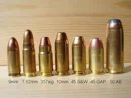 Centerfire Bullet Size Chart Quick Guide Bullet Caliber Sizes Types Reviews And More