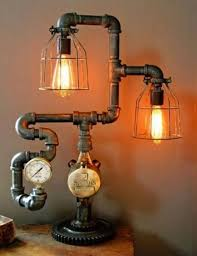diy pipe lighting. 16 sculptural industrial diy pipe lamp design ideas able to transform your decor homesthetics diy lighting o