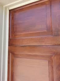 modern metal garage door. Custom Wood Grain On Metal Garage Door Treatment Effect Doors Modern