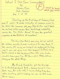 failed summer essay by missymeghan on failed summer essay by missymeghan3